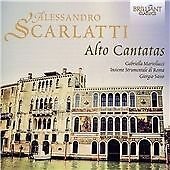 A. SCARLATTI: ALTO CANTATAS NEW & SEALED