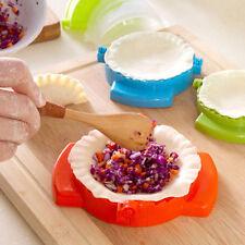 Simple Dumpling Tool Jiaozi Maker Device Easy DIY Dumpling Mold Kitchen Sweet