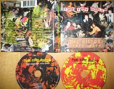 Limited 2 CD The History 1979 - 1996 - Toy Dolls --- OI Punk The Adicts US Subs