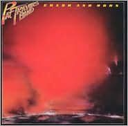 PAT TRAVERS : CRASH & BURN (CD) Sealed