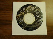 Nancy Drew #3 Message in Haunted Mansion PC ** Disc Only * NEW *, works on 7- 64
