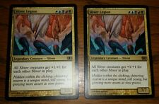 2 Sliver Legion future sight rare MTG magic card