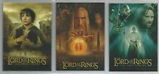 Lord Of The Rings The Two Towers: Hobby Japan 3 Card Promo Set #1-3 (Non-Foil)
