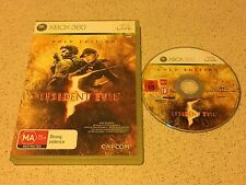 Resident Evil 5 Gold Edition - Microsoft Xbox 360 Game