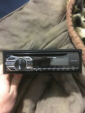 Pioneer car/truck stereo head unit detachable face  CD player AM/FM radio