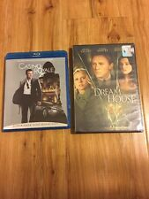 Casino Royale Bluray & Dream House DVD. Daniel Craig Double Feature.