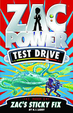 Zac Power Test Drive: Zac's Sticky Fix by H. I. Larry (Paperback, 2009)