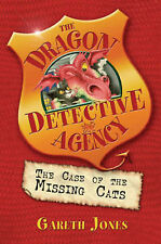 The Case of the Missing Cats: Bk. 1 (Dragon Detective Agency),GOOD Book
