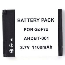GoPro 2 Replacement Aftermarket Battery HD Helmet HERO Li-ion Rechargable Go Pro