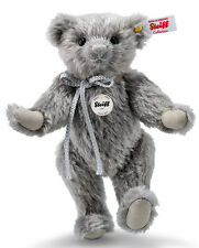 Steiff Event Teddy Bear 2017 silver limited edition in gift box - EAN 421419