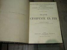 Gustave OSLET: Traité de charpente en fer
