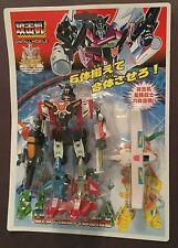 "Polyfect ONFALL MOBILE Autobot Sixwing & Gobot Waterwalk Robot 7"" Transformers"