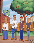 KING OF THE HILL CAST AUTOGRAPH SIGNED PP PHOTO POSTER