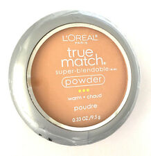 NEW - L'OREAL True match - Powder Makeup # W4  Natural Beige