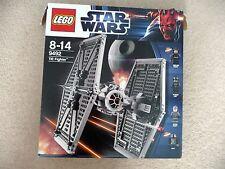 Lego 9492 Star Wars Tie Fighter 9-14YRS usado una vez