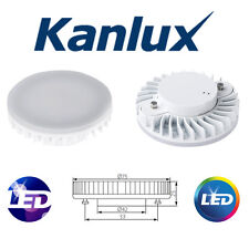 Kanlux 7W 2 Pin GX53 LED Light Bulb Daylight White Under Cabinet Lamp Downlight