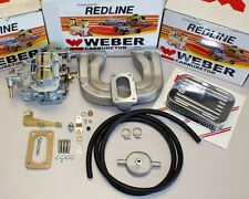 Triumph Spitfire Weber Carburetor Kit 1967-1980 1300cc and 1500cc