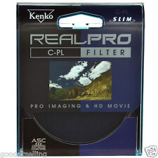 NEW Kenko Japan REALPRO CPL 62mm Filter Anti-Stain Coating Slim C-PL Filter 62mm