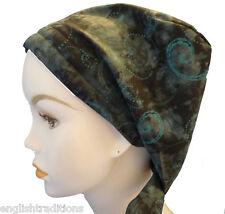 Elegant Classic Cotton Cancer Hat Turban Chemo Hair Head Wrap Bad Hair Day Scarf