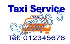 Dog Grooming Taxi Tanning Barber Mobile Salon Business Cards Printing '50 Cards'