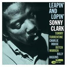 Sonny Clark Leapin' And Lopin' CD NEW Blue Note Jazz Rudy Van Gelder Remaster