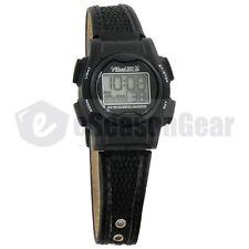 VibraLITE Mini 12 Alarm Small Vibrating Watch for Kids/Womem, Black, VM-LBK #21