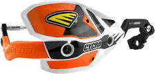 Cycra Ultra Probend CRM Wrap Around Handguards White/Orange for 1 1/8 Handlebars