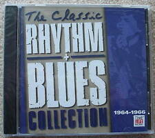 CLASSIC RHYTHM + BLUES TIME LIFE 1964 - 1966 BRAND NEW SEALED,FREE SHIPPING USA