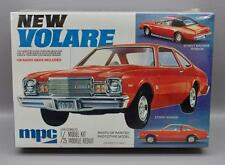 1/25 MPC 1977 NEW PLYMOUTH VOLARE STOCK/STREET MACHINE FACTORY SEALED KIT IN BOX