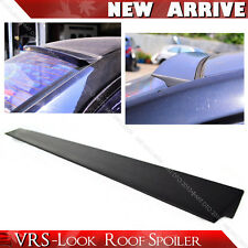 UNPAINTED VRS V-STYLE ROOF SPOILER FOR HONDA ACCORD 9TH EX-L 4D SEDAN 2015