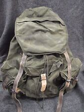US MOUNTAIN RUCKSACK M-1952 TYPE I DATED 1963 SPECIAL FORCES TYPE