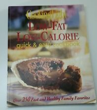 Cooking Light Low-Fat, Low-Calorie Quick and Easy Cookbook (2002, Papercover)