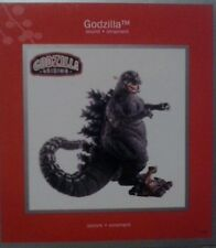 2012 GODZILLA RETURNS ORNAMENT AMERICAN GREETINGS CARLTON MIB  HALLMARK GOJIRA
