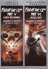 Friday The 13th: Part 5 / Friday The 13th: Par New DVD
