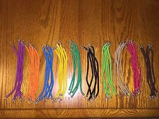 BUNGEE CORDS 3mm ..All Colors..Scale..RC Trucks..Rock Crawlers..Axial/PROLINE