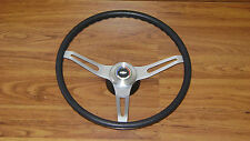 Comfort Grip Steering Wheel Kit Black Cushion 3-spoke Camaro Chevelle Impala