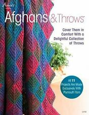 Afghans & Throws: Cover Them in Comfort with a Delightful Collection of Throws (