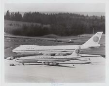 First Boeing 747- Pan America- Passenger Airline  8 X 10 Photo