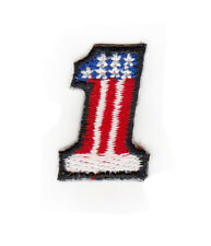 US No 1 Sew On Patch