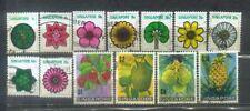 1973 Singapore Definitive Complete set