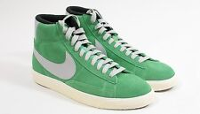 NR.43 NIKE BLAZER UOMO MID PREMIUM LEATHER SCARPE SHOES PELLE 538282 302