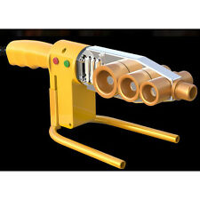 Electronic Thermostat Fuser Water Pipe Hot Melt Plastic Welding Machine Plier