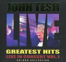 John Tesh Live In Concert: Greatest Hits 1999-09 (Audio CD)