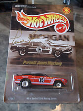 HOT WHEELS  LIMITED EDITION PARNELLI JONES MUSTANG