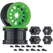 NEW Axial 2.2  Method Beadlock Wheel IFD Green (2) AX31363