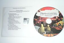 CD Promo TRUMANS WATER You Are In The Line Of Fire... Homesleep Records