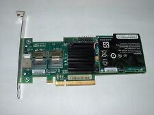 LSI MR SAS 8708EM2 MegaRAID PCIe SAS SATA RAID Card/Battery/Cables