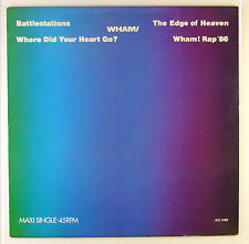 "12"" Maxi - Wham! - The Edge Of Heaven - B2499 - washed & cleaned"