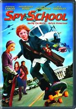 DVD - Children - Spy School - AnnaSophia Robb - Rider Strong - Forrest Landis