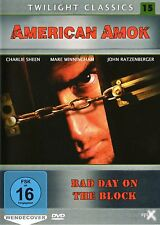 American Amok - Bad Day on the Block ( Thriller )mit Charlie Sheen, David Hewlet